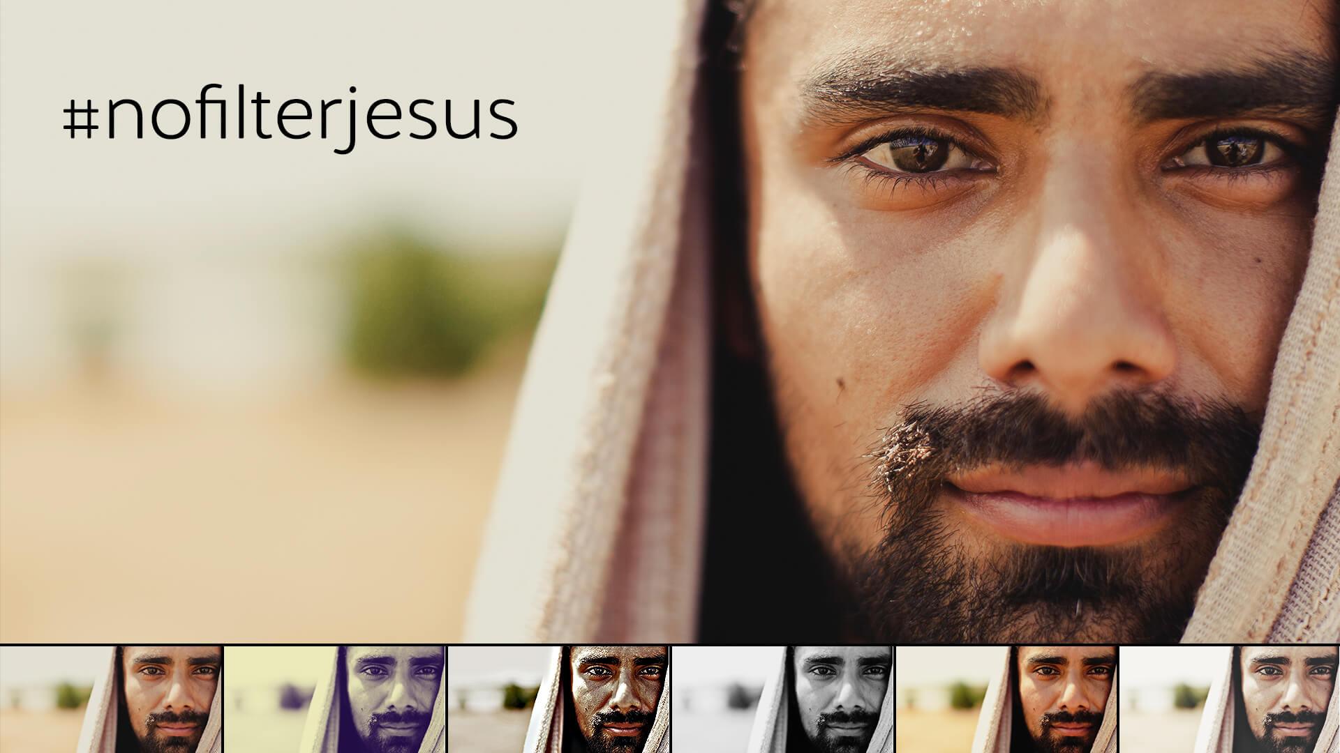 No Filter Jesus